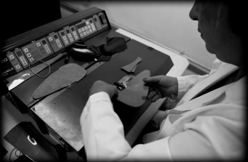 Il settore calzaturiero italiano